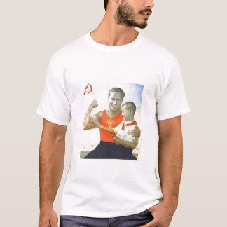 Melbourne Flames Gym T Shirt