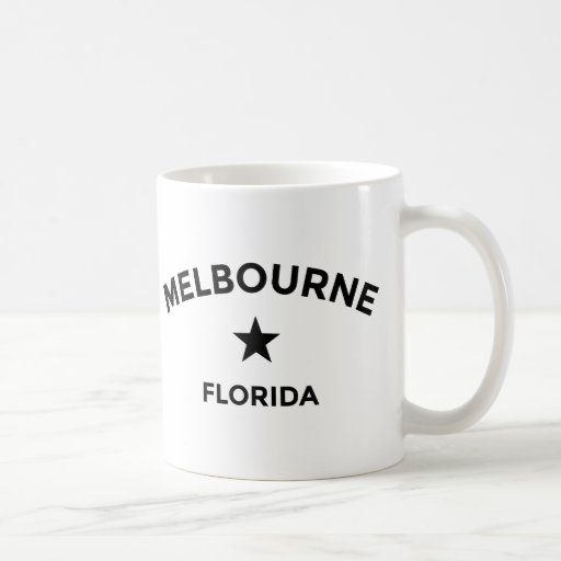 Melbourne Florida Mug