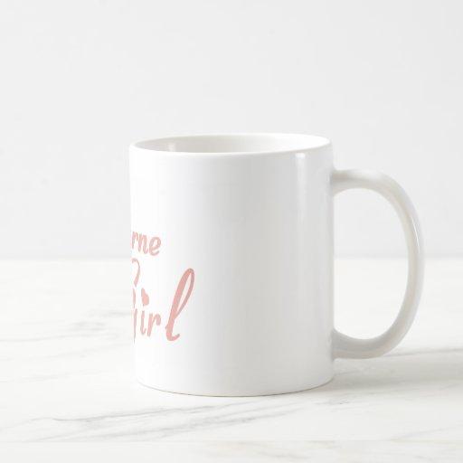 Melbourne Girl tee shirts Coffee Mugs