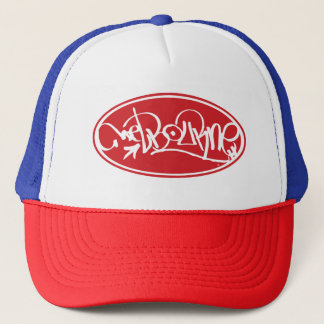 Melbourne Graffiti Branded Trucker Hat