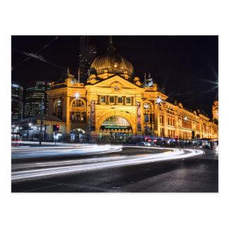 Melbourne Icon Postcard