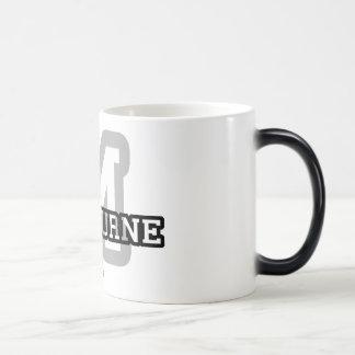 Melbourne Morphing Mug