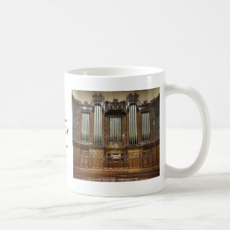 Melbourne organ mug