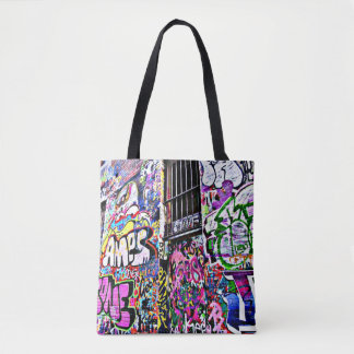 Melbourne Street Art Tote