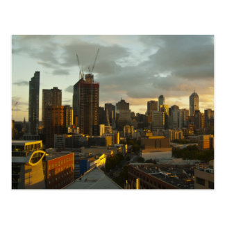 Melbourne Sunset Postcards