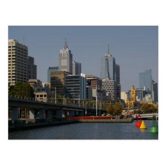 Melbourne, Victoria, Australia Postcard