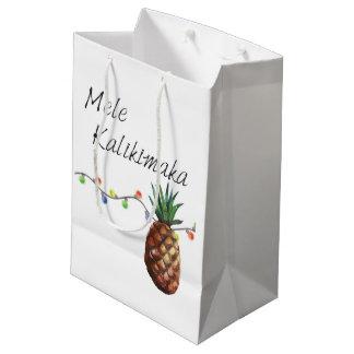 Mele Kalikimaka - Christmas Gift Bag