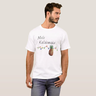 Mele Kalikimaka - Christmas Men's T-shirt