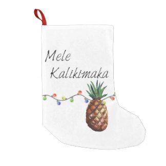Mele Kalikimaka - Christmas Stocking