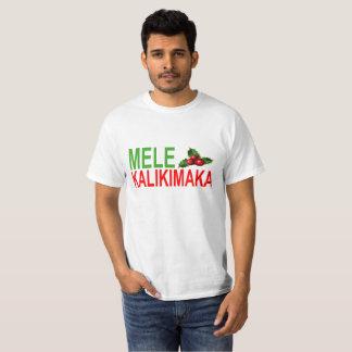 MELE KALIKIMAKA CHRISTMAS . T-Shirt