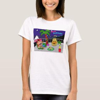 Mele Kalikimaka - Happy Ohana T-Shirt