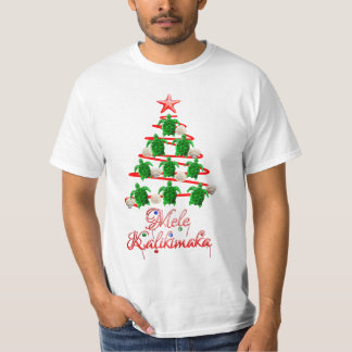 Mele Kalikimaka Sea Turtles T-Shirt