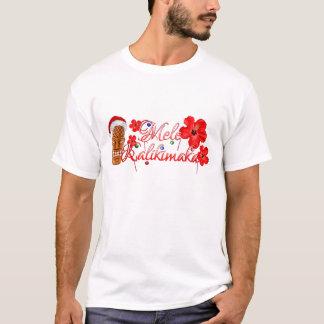 Mele Kalikimaka Tiki T-Shirt