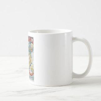 Melies ~ French Magician Vintage Magic Act Coffee Mug