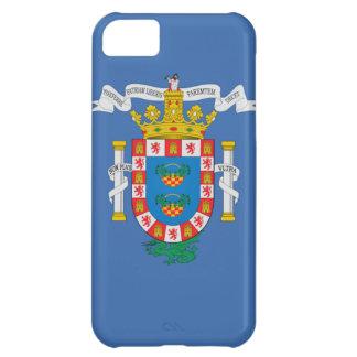 Melilla (Spain) Flag Case For iPhone 5C