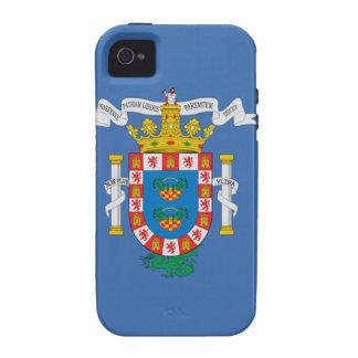Melilla (Spain) Flag Case-Mate iPhone 4 Case