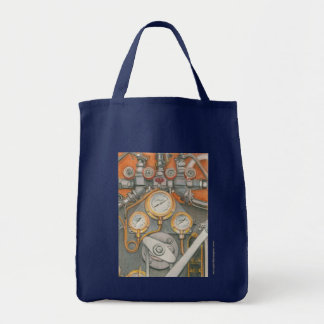Melissa A Benson Mechanical Day of Giving Tote Bag