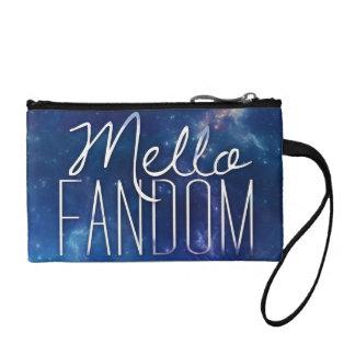Mello Fandom Clutch Bag Coin Wallet