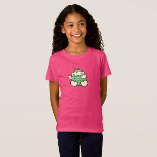 MELLO | Girl's Fine Jersey T-shirt