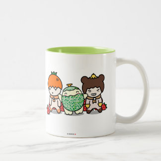 MELLO & TWINS | Two-Toned Mug