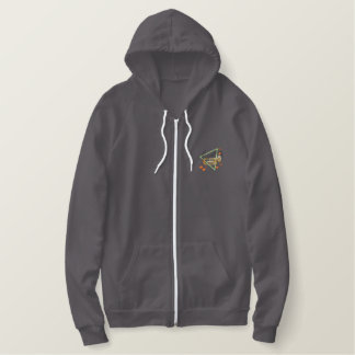 Mellophone Embroidered Hoodie