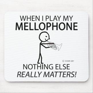 Mellophone Nothing Else Matters Mousepad