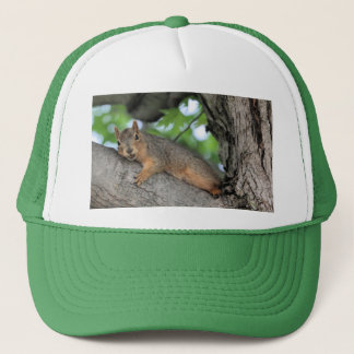 Mellow fellow trucker hat