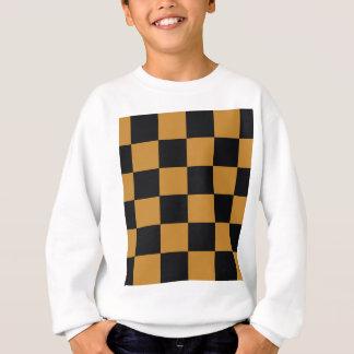 Mellow Mustard Checkerboard Sweatshirt
