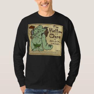 Mellow Ogre Long Sleeve Dark T-Shirt