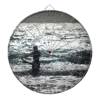 Mellow Surf Dartboard