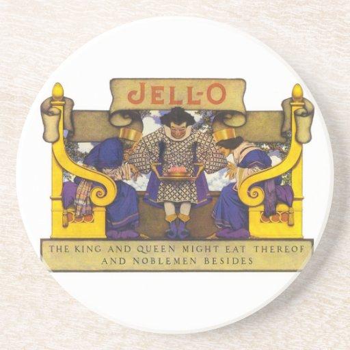 Mellow Yello Jello Coaster