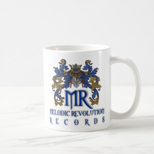Melodic Revolution Records Coffee Mugs