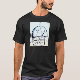 Melodies of Monochromatic Mushroommen T-Shirt