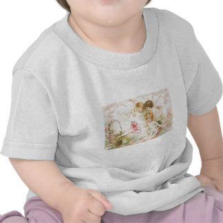 Melody -  Angels, Flowers, Music T Shirts