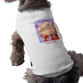 Melody Lilac Surround/Dog Pet shirt