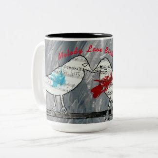 Melody Love Birds - Mug