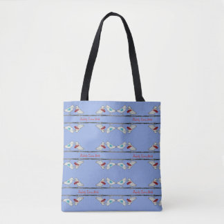 Melody Love Birds - Tote Bag