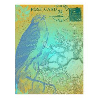 melody  Post Card