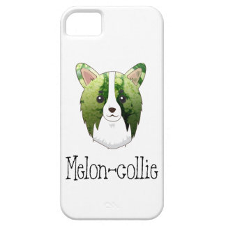 melon collie barely there iPhone 5 case