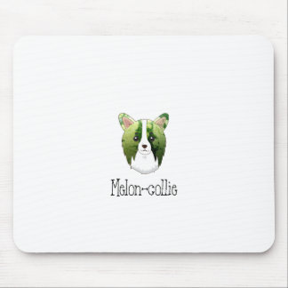 melon collie mouse pad