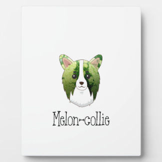 melon collie plaque