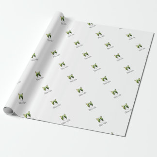 melon collie wrapping paper