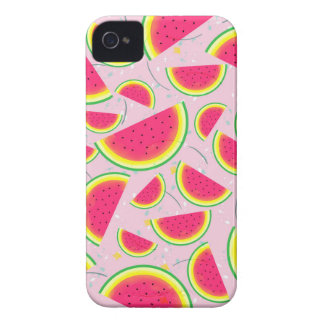 Melon Fiesta Pattern iPhone 4 Case-Mate Case