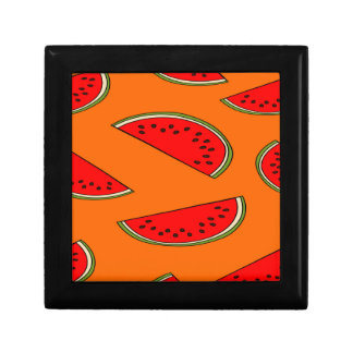 Melon fruit pattern gift box