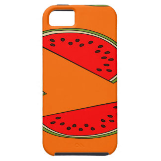 Melon fruit pattern tough iPhone 5 case