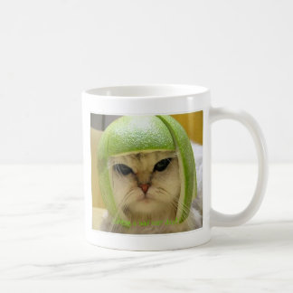Melon Head Coffee Mug