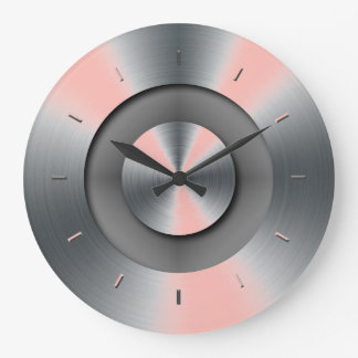 Melon Highlights Monochrome Wall Clocks