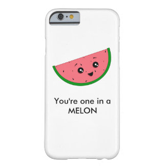 MELON (iPhone Case) Barely There iPhone 6 Case