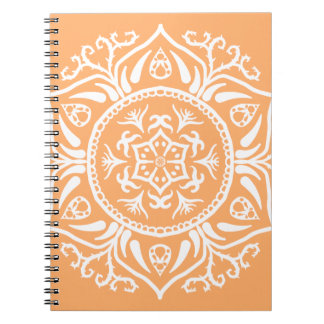 Melon Mandala Notebooks