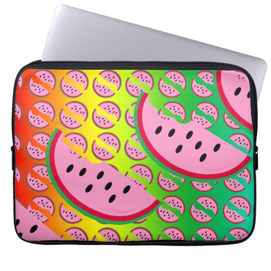 Melon Mania Laptop Case